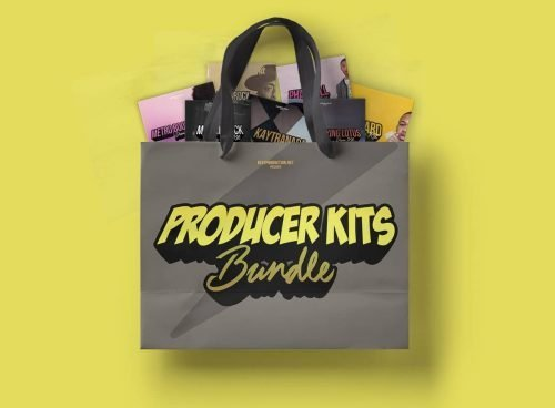 Producer Drum Kit Bundle