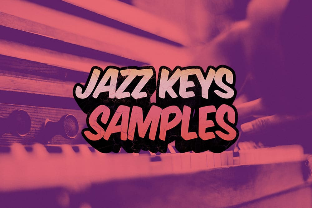 Jazz Keys Samples | Beat Production
