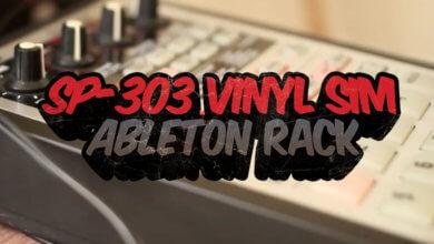 SP-303 Vinyl Sim
