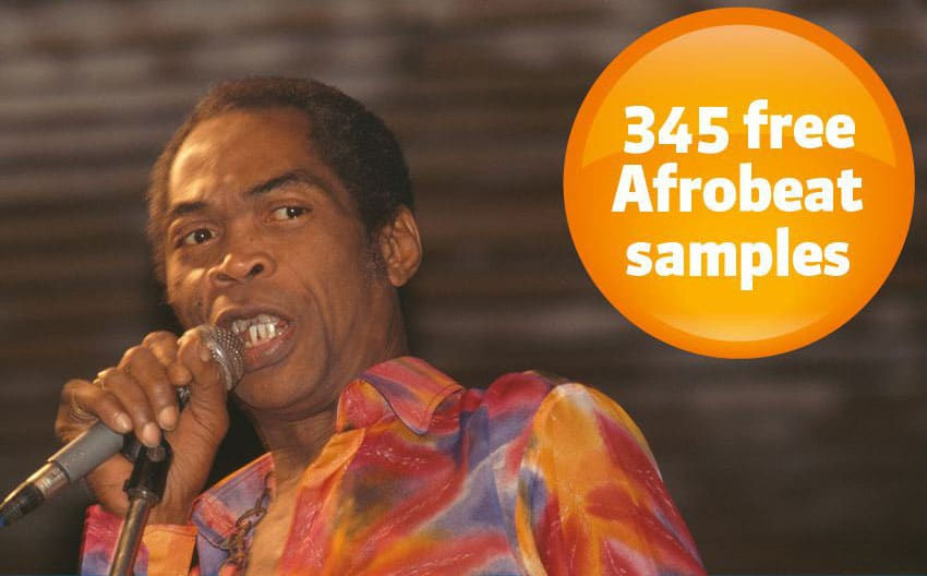 Afrobeat Samples