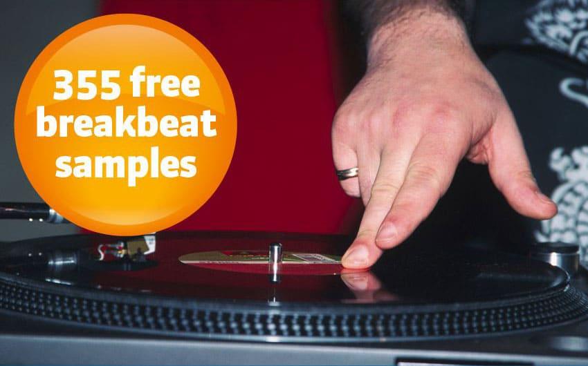 Breakbeat Samples