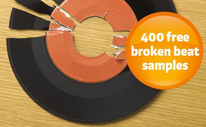 Broken Beat Samples