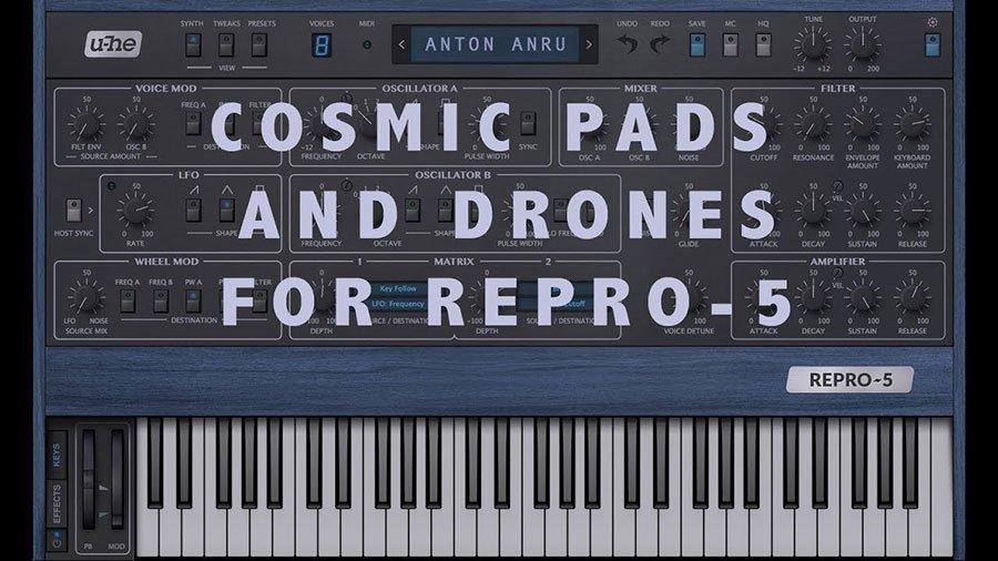 Cosmic Pads Drones