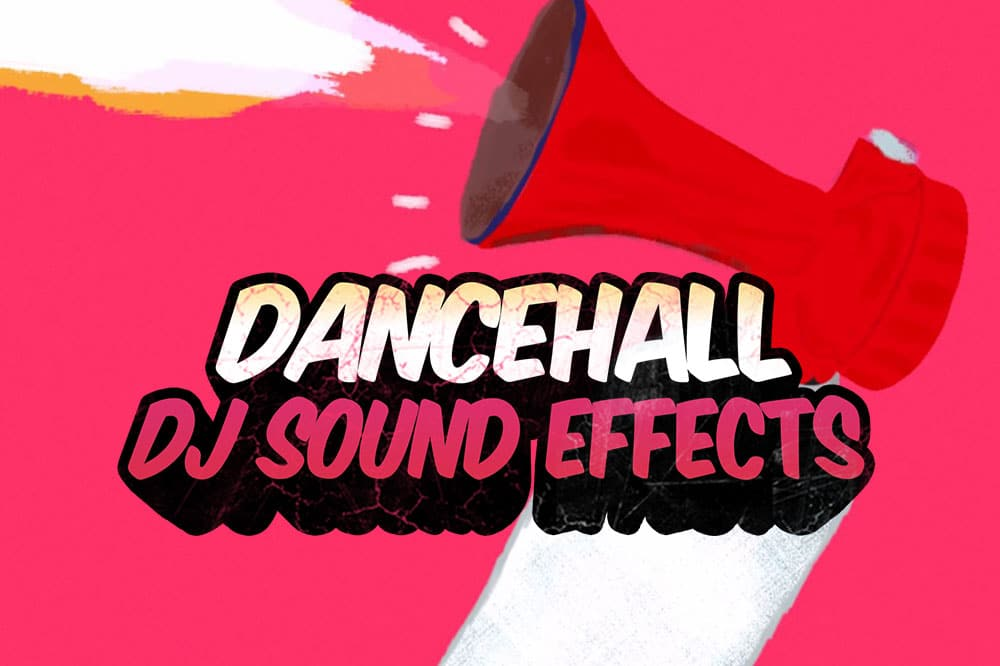 Dancehall DJ Sound Effects