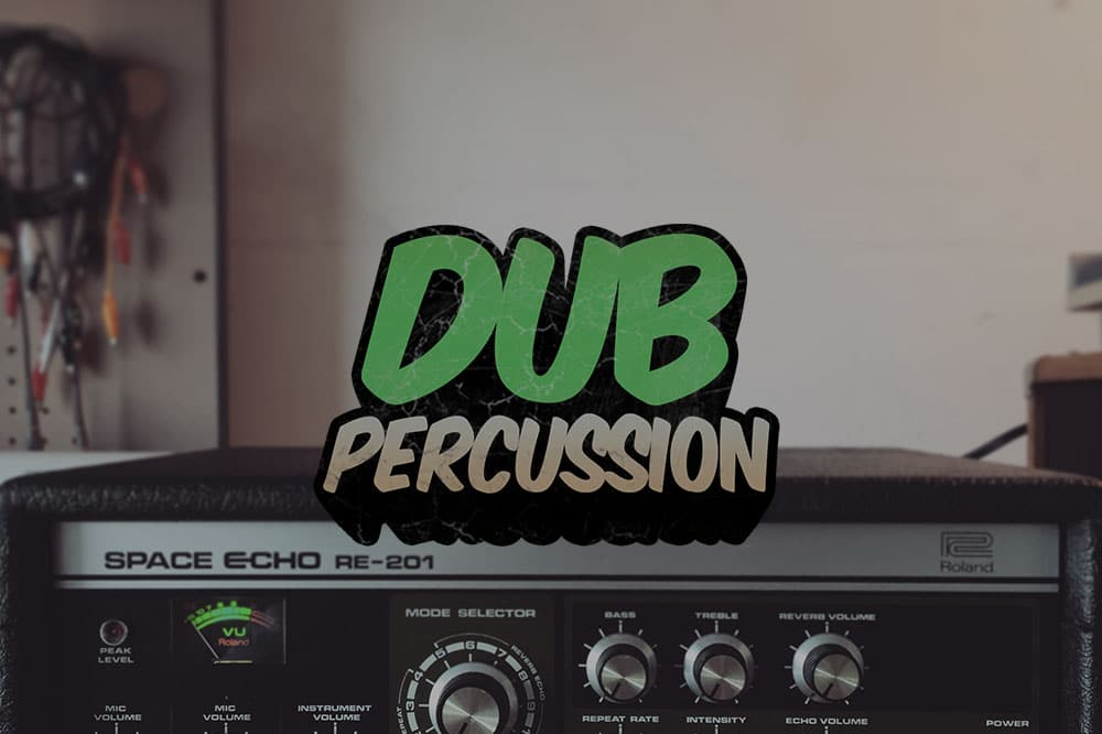 Dub Percussion Samples