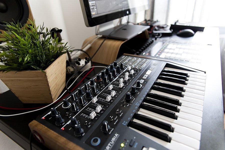 Minibrute 2 Keyboard