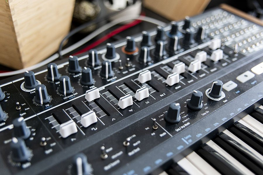 Minibrute 2 Sequencer