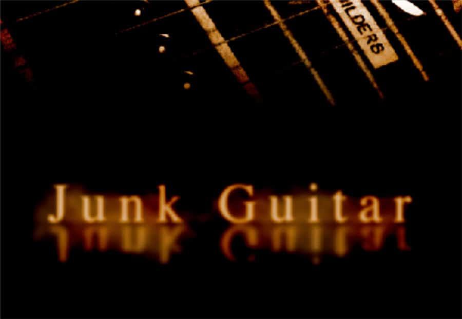 Junk Guitar Kontakt Library