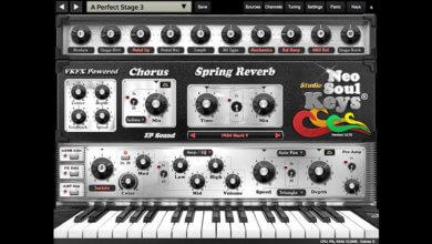 Neo-Soul Keys Studio