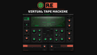 Re-1 Tape Delay