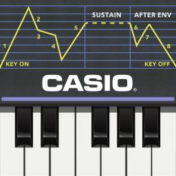Casio CZ App