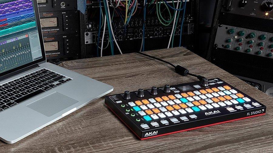 Akai Fire FL Studio Midi Controller