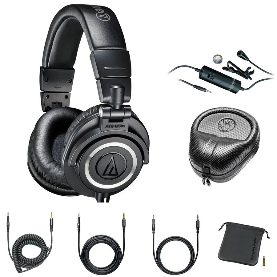 Audio-Technica ATH-M50X Package