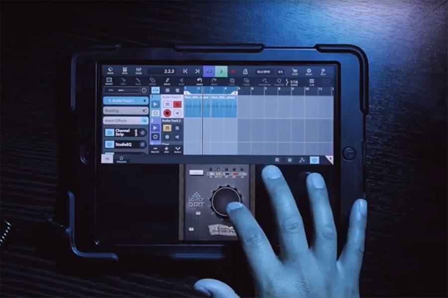 iPad DAWs