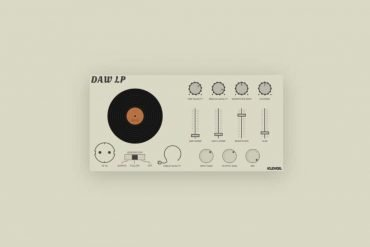 Vinyl Effect Audio Unit