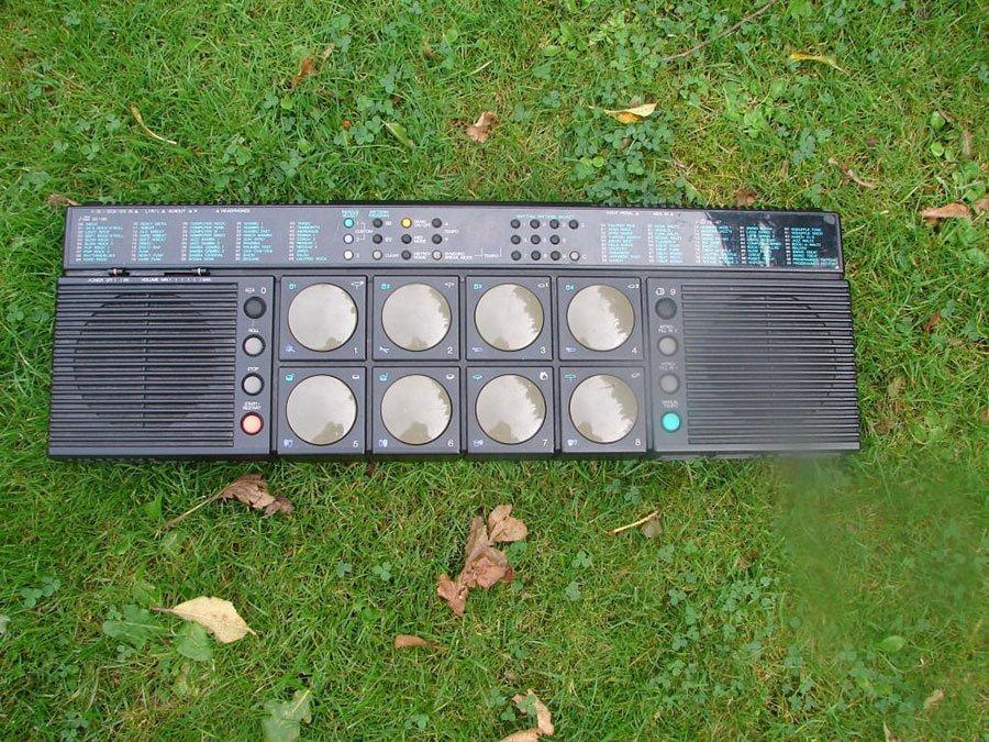DD-10 Drum Samples