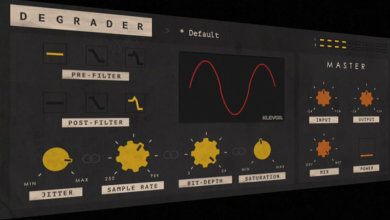 Degrader - A Resampler & Bitcrusher
