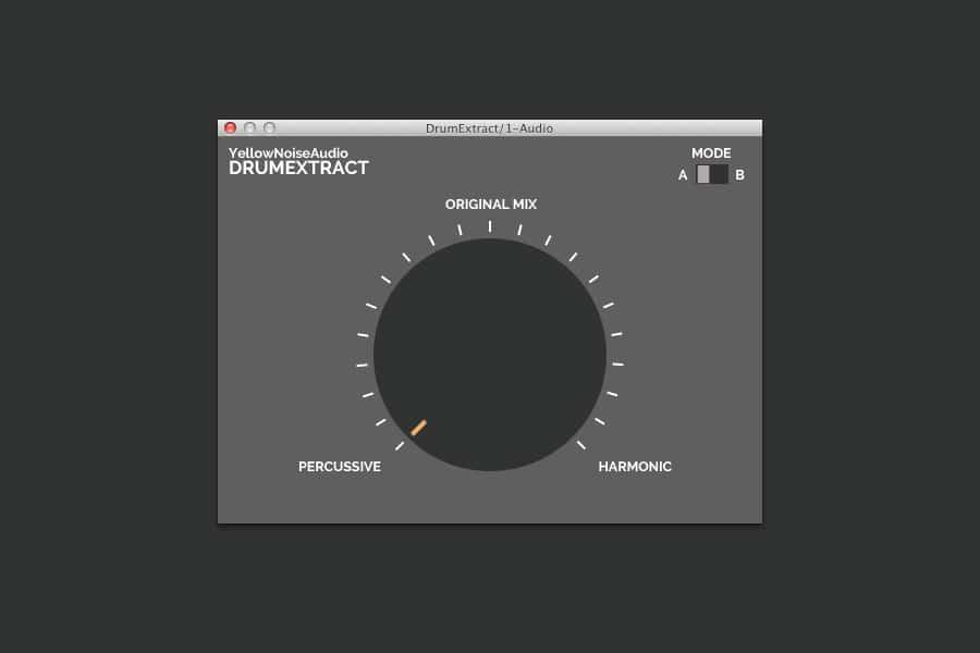 DrumExtract VST