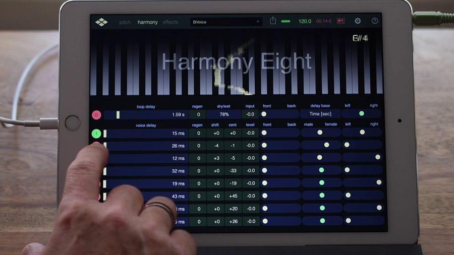 Harmony Eight
