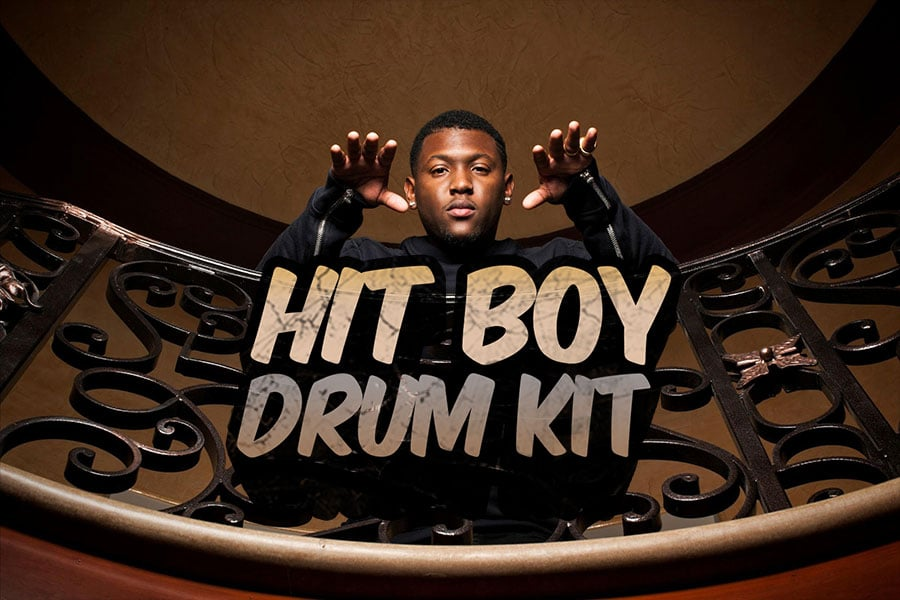 Hit Boy Drum Kit