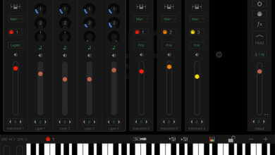 Multi Timbral Synthesizer