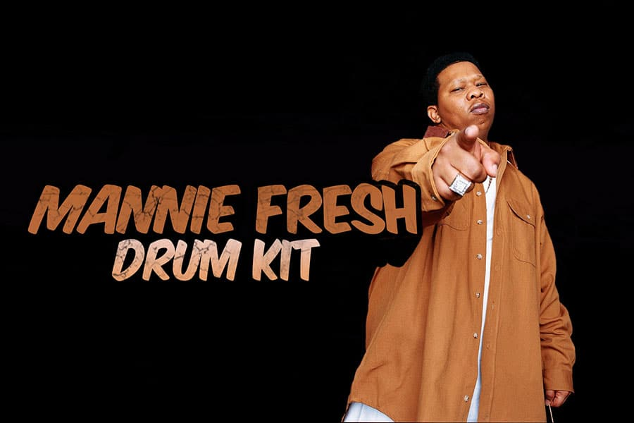 Mannie Fresh Drum Kit