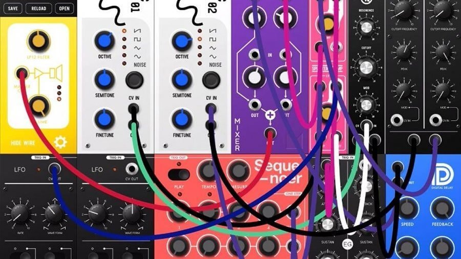 S-Modular Synth