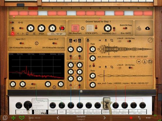 iVCS3 Synth