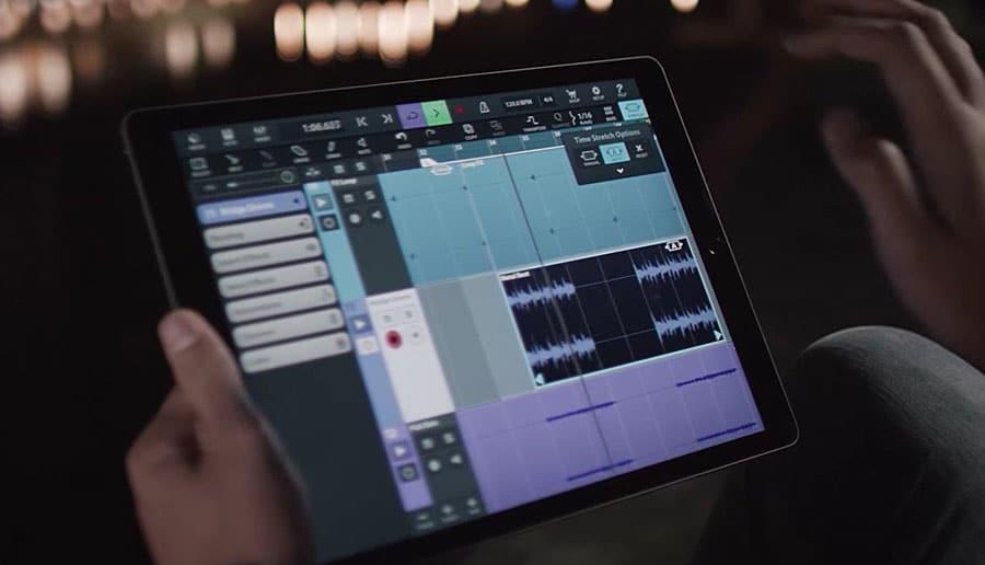 Steinberg Cubasis 2 iPad App