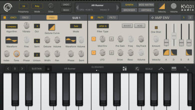 SynthMaster One For iOS