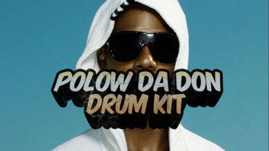Polow Da Don Drum Kit