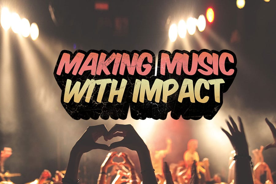 Making Music With Impact