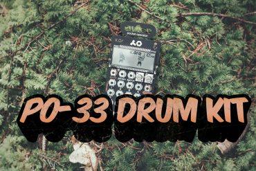 PO-33 Drum Kit