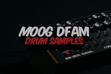Moog DFAM Drum Samples