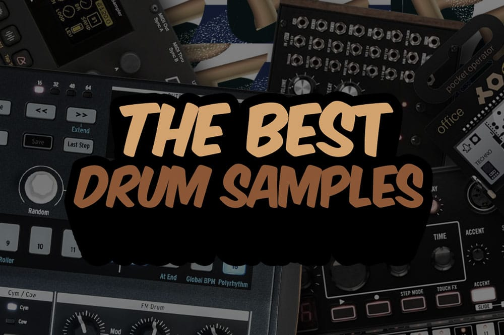 Best Drum Samples