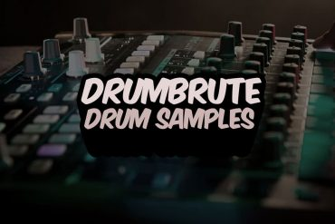 DrumBrute Drum Samples