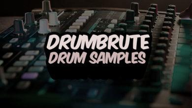 DrumBrute Drum Samples