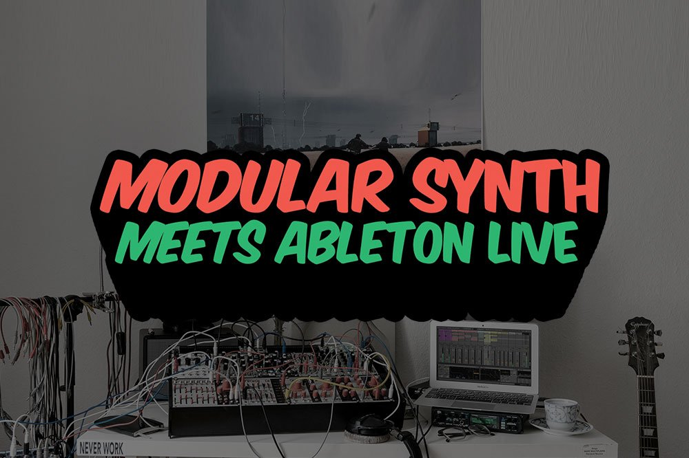 Connect Modular Synth to Ableton Live