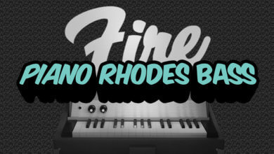 Rhodes Piano Bass