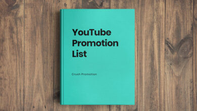 YouTube Promotion List