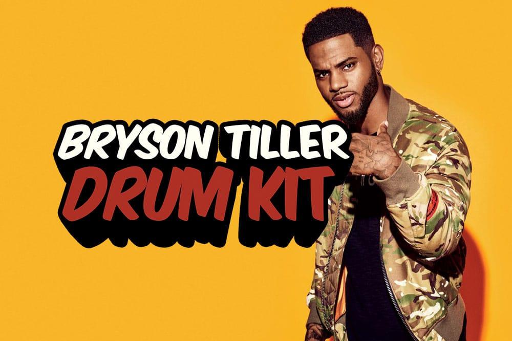 Bryson Tiller Drum Kit
