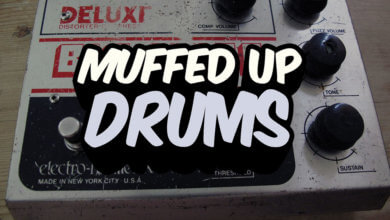 Muffed Up Drums