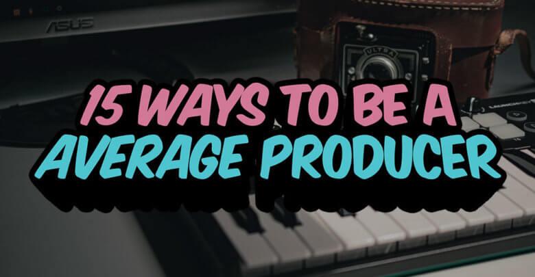 Average Producer