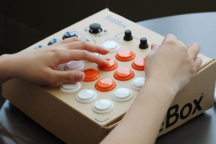 BeatBox Drum Machine