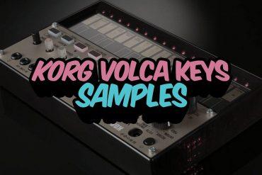 Korg Volca Keys Samples