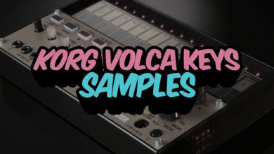 Korg Volca Keys Samples