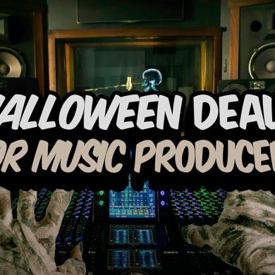 Halloween Deals For Music Producers