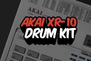 Akai XR-10 Drum Kit