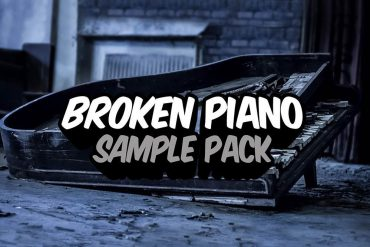 Broken Piano Samples