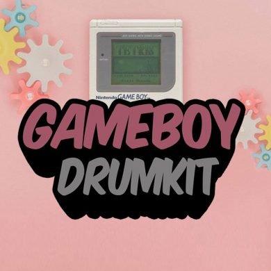Gameboy Drumkit